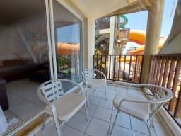 Título do anúncio: Apartamento de 2 Quartos Pé na Areia no Acqua Resort Porto Das Dunas