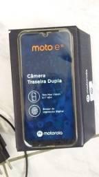 Título do anúncio: Celular moto E6i novo