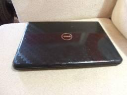 notebook Dell luxo 4gb hd-500 core i5 2.53ghz vel de i7 por R$1.200 tr 9- *