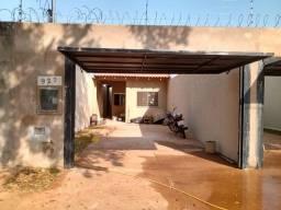 Linda Casa Nova Campo Grande No Asfalto Quintal Amplo