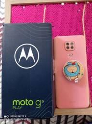 Moto G9 Play - Venda ou Troca