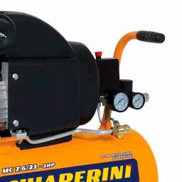 Título do anúncio: Motocompressor 7,6 Pés 21L 2 HP Monofásico - Chiaperini-Mc7.6/21L
