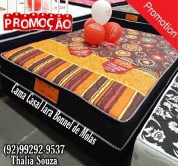 Título do anúncio: Cama box box de Molas Iara, Confortável**Atacado e varejo+ frete grátis
