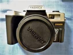 Título do anúncio: Máquina fotográfica Yashica 2000N