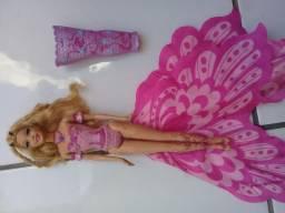 Boneca Barbie fada/sereia do filme Mermaidia (Fairytopia)