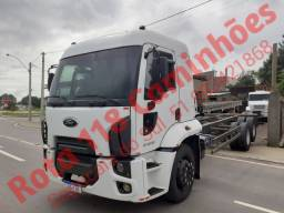 Ford Cargo 2428 Truck 2012 CNL Completo