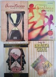 4 livros de Educação