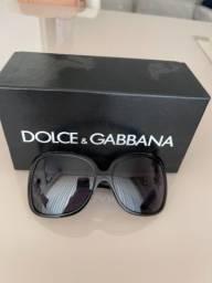 Óculos de sol Dolce & Gabbana preto