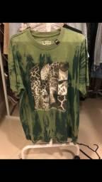 Camisa LRG ORIGINAL, usada poucas vezes TAMANHO G