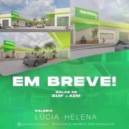 Título do anúncio: Alugo Lojas no centro de Garanhuns de 21m a 42m