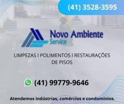 Limpeza | Restauração | Polimento de pisos