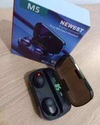 Título do anúncio: Fone M5 Bluetooth original! Promoção..