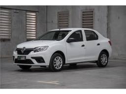 Título do anúncio: Renault Logan 2021 1.0 12v sce flex life manual