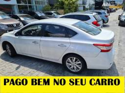 Sentra sL = Financiamento na hora