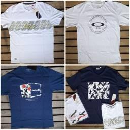 4 Camisas GG por 125$ com garantia FRETE GRATIS