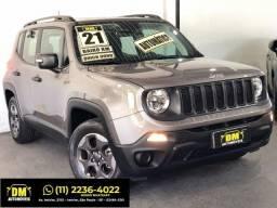 Título do anúncio: Jeep - Renegade STD 1.8 2021 Flex