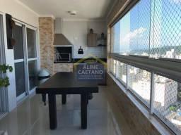 Apartamento à venda com 3 dormitórios em Guilhermina, Praia grande cod:ACI014375