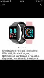 Relógio inteligente smart