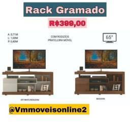 Rack Gramado prateleira móvel Entrega Goiânia e Aparecida