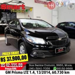 Smart Veículos - Chevrolet Prisma LTZ 1.4, 13/2014, 60.730 km - 2014