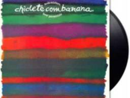 Vendo 08 lps/vinil chiclete c/banana-ano 1989