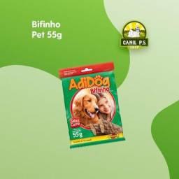 Grande variedades de bifinho para seu pet