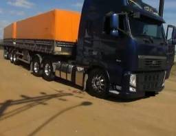 Volvo Fh 540 6x4 Ano 2014 C/ Bitrem Guerra 2010