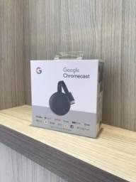 Chromecast 3 Pronta Entrega ( Produto novo, com garantia)