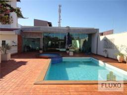 Casa residencial à venda, vila alto paraíso, bauru - ca1444.
