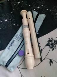 Flauta Contralto Barroca - Yamaha Yra - 28b Iii