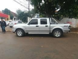 Vendo Ford Ranger XLT 13f 4x4 Ano 2004/5 - 2004
