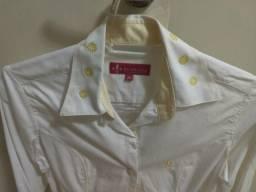 Camisa Dudalina Feminina - Original comprar usado  Campo Grande