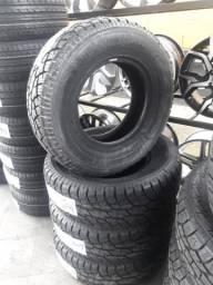 Promoção de pneus de camionetes