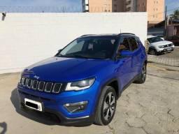 Jeep Compass Longitude 17/17 com Pack Premium e Safety - 2017