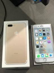 IPhone 7 Plus Gold 32G (Desconto à vista)