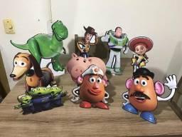 Bonecos para Enfeites de Mesa Toy Story