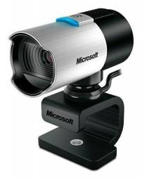 Web Cam Life Cam Studio Microsoft Q2f-00013 Usb 2.0 Lacrada 3x S/juros