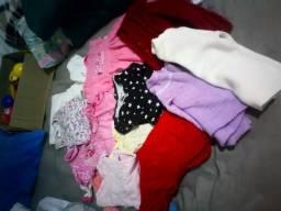 Doa-se roupas usadas baby 4 meses
