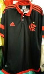 Gola polo Flamengo marca fera