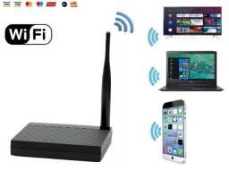 Repetidor Ampliador Wifi, Roteador Wi-fi 2 em 1