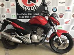 Honda CB 300R 2011 vermelha - 2011