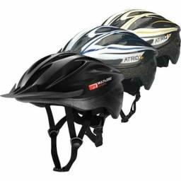 Promoção capacetes adulto átrio. novos