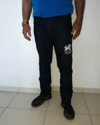 Atenção Empresários: Calças Jeans Pretas com Lycra para Trabalhar