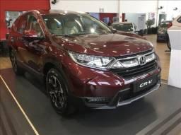 Honda Crv 1.5 16v Vtc Turbo Touring Awd - 2019