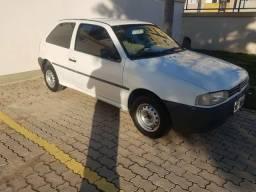 GOL no GNV! Pego Honda biz! - 2001