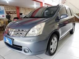 Nissan Livina SL 1.8 (TOP) Completa Financia Até 60X Com Entrada De Apenas 2 Mil - 2012