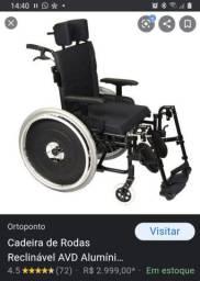 Cadeira ortobras