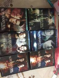 Dvds originais Supernatural