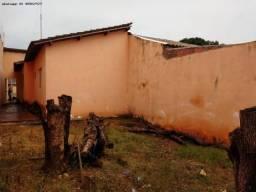 Casa Usada para Venda em Várzea Grande, Ouro Branco, 2 dormitórios, 1 banheiro, 2 vagas