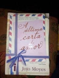 Livro: A última carta de amor